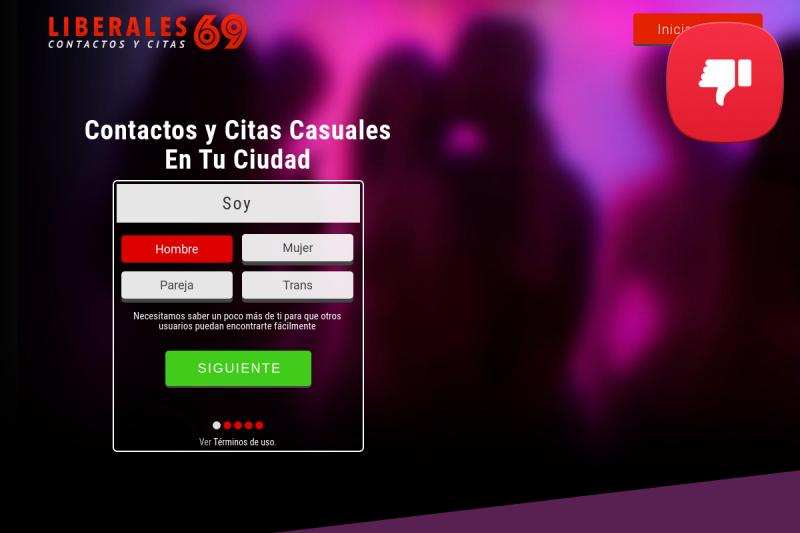 liberales69.es revisión Estafa